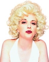Licensed Marilyn Wig