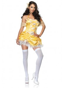 Sexy Belle Costume