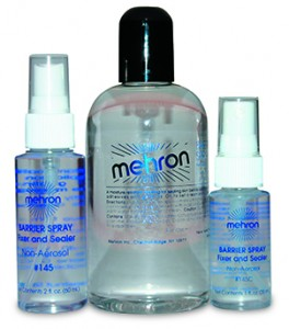 Mehron Barrier Spray