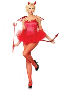Leg Avenue Devil Costume kit