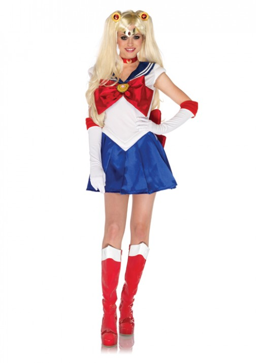 Sailor Moon Costume  sc 1 st  The Costume Shop & Sailor Moon Costume - The Costume Shop