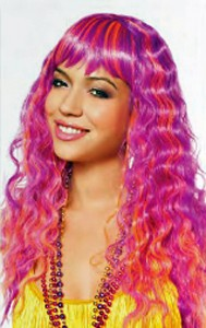 Candy Glam Wig