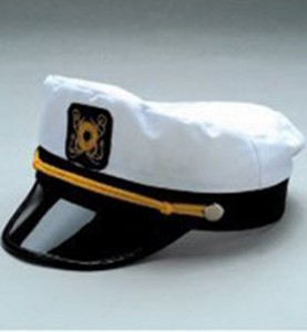 Captain's Yauchting cap