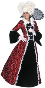 Court Baroness Costume