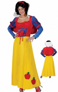 Traditional Snow White costume by Funny Fashion