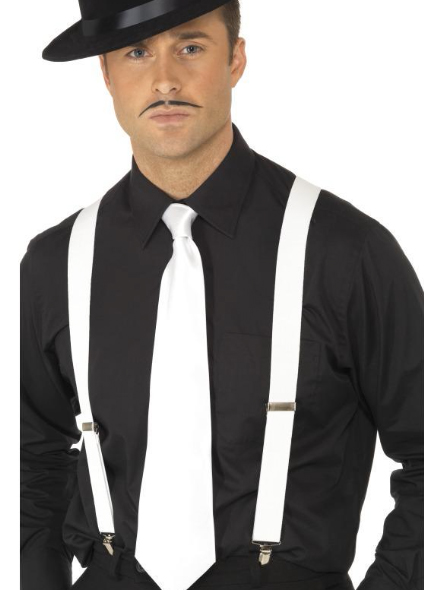 Men's Gangster Costume Kit
