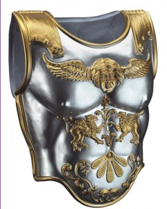 2-pc. Roman Breastplate