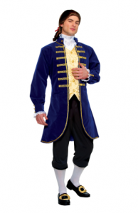 Franco's Aristocrat costume